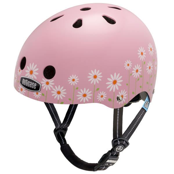 Nutcase Daisy Pink Color: Daisy Pink
