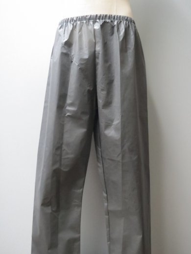 O2 Rainwear Element Pants Color: Graphite Grey