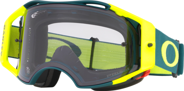 Oakley Airbrake MTB Goggle Color | Lens: Balsam Retina | Prizm Low Light