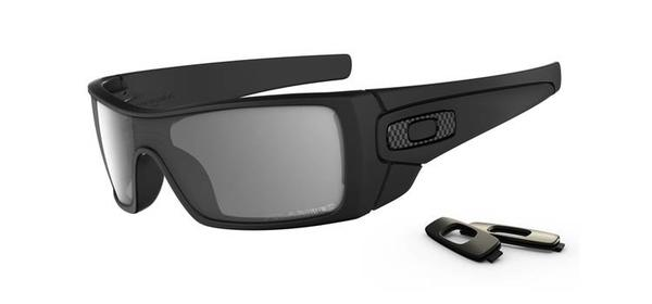 Oakley Batwolf w/Polarized Lens