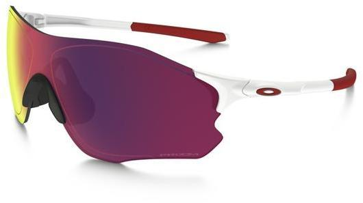 Oakley EVZero Path PRIZM Road Color | Lens: Matte White | Prizm Road