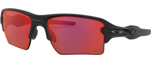 Oakley Flak 2.0 XL Color | Lens: Matte Black | Prizm Trail Torch