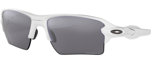 Oakley Flak 2.0 XL Color | Lens: Polished White | Prizm Black Polarized