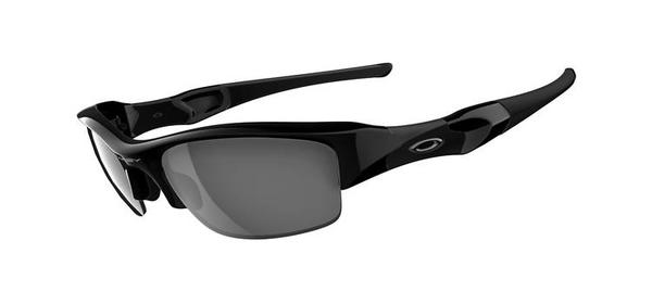 Oakley Flak Jacket Color | Lens: Jet Black | Black Iridium