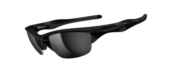 Oakley Half Jacket 2.0 Color | Lens: Polished Black | Black Iridium