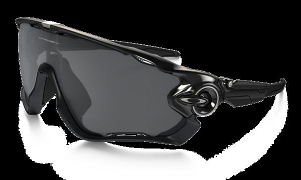 Oakley Jawbreaker Color | Lens: Polished Black | Black Iridium