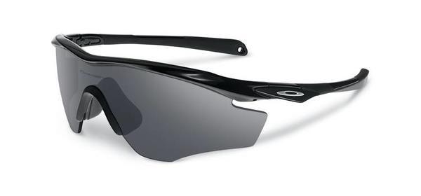 Oakley M2 Frame Color | Lens: Polished Black | Black Iridium