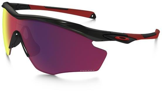 Oakley M2 Frame XL PRIZM Road Color | Lens: Polished Black | Prizm Road