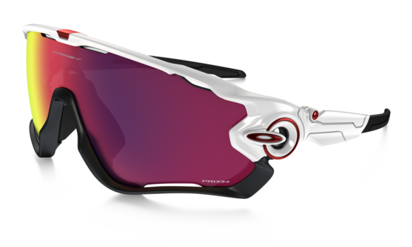 Oakley Prizm Road Jawbreaker Color | Lens: Polished White | Prizm Road