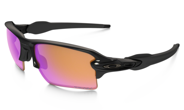 Oakley Prizm Trail Flak 2.0 XL Color | Lens: Polished Black | Prizm Trail