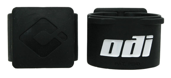 ODI Lock-On Fork Bumpers Color: Black
