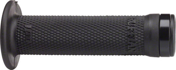 ODI Ruffian BMX Lock-On Grips Color | Length: Black | 130mm