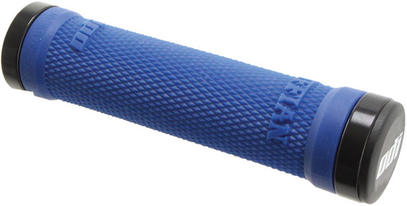 ODI Ruffian Lock-On Grips Color | Length: Blue/Black | 130mm