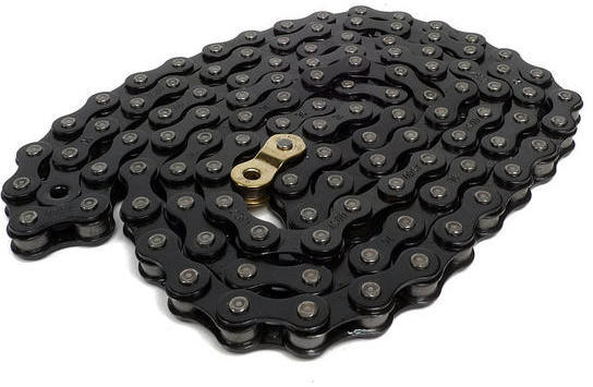 Odyssey Bluebird Chain Color: Black