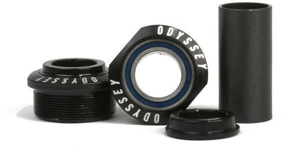 Odyssey Euro Bottom Bracket Color: Black
