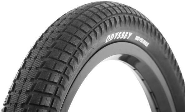 Odyssey Aitken Tires Color: Black