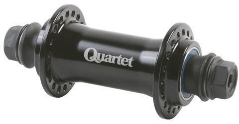 Odyssey Quartet Hub Color | Model: Black | Front
