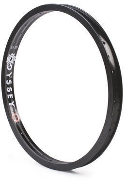Odyssey Hazard Lite Rim Color: Hard Anodized Black
