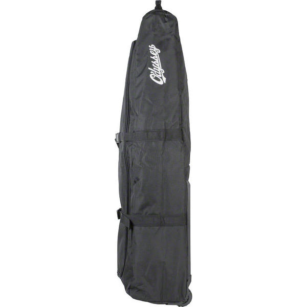 Odyssey Monogram Bike Bag Color: Black