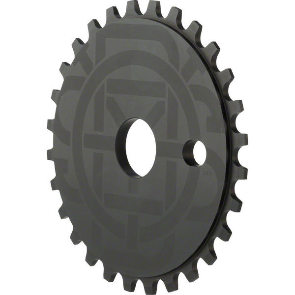 Odyssey Discogram Sprocket Color: Black with Decals