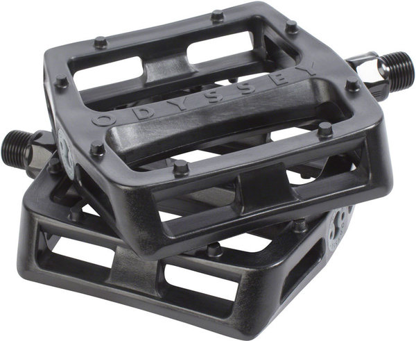 Odyssey Grandstand Composite Pedals Color: Black