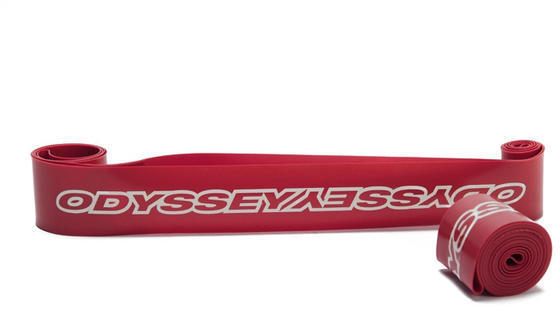 Odyssey High Pressure Rim Strips Color: Red