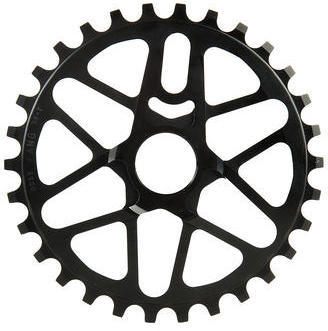 Odyssey Tom Dugan Fang Sprocket Color: Black