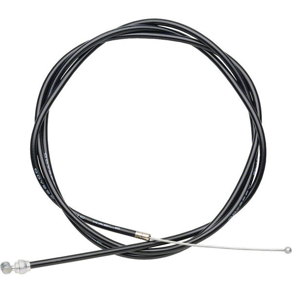 Odyssey Slic Kable Brake Cable/Housing Set Color | Length | Width: Black | 65-inch | 1.5mm