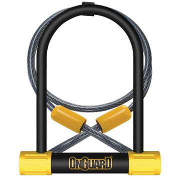 OnGuard Bulldog DT Color: Black/Yellow