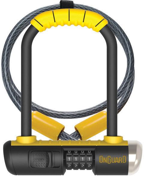 OnGuard Combo Mini DT U-Lock