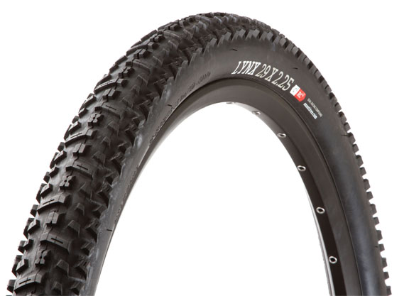 Onza Lynx 29-inch Tire Color | Model | Size | Type: Black | Folding bead | 29x2.25 | 65/55 dual compound