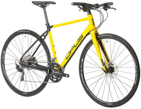 Opus Citato 3 Color: Taxi Yellow/Black