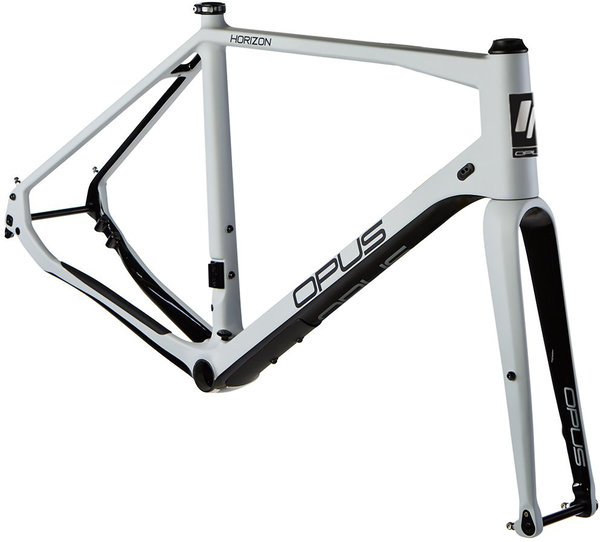 Opus Horizon Frameset Color: Powder Grey