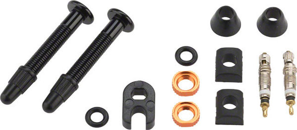 Orange Seal VersaValve Tubeless Valve Stem Kit Size: 32mm