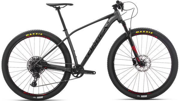 Orbea Alma H10 Color: Black-Black