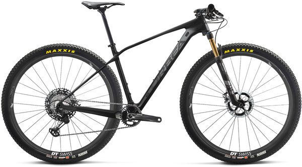 Orbea Alma M-Team Color: Anthracite-Black