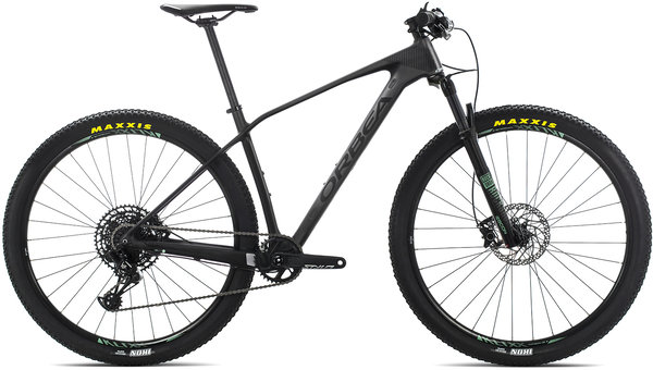 Orbea Alma M50-Eagle Color: Black