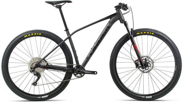 Orbea Alma H50 Color: Black