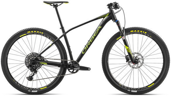 Orbea Alma H10 Color: Black/Pistachio