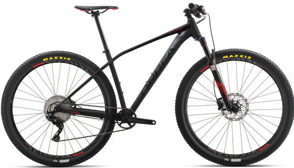 Orbea Alma H20 Color: Black