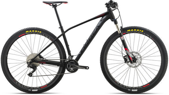 Orbea Alma H30 Color: Black