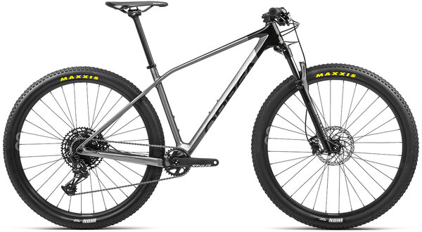 Orbea Alma M50 Eagle Color: Anthracite Glitter/Black