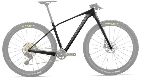 Orbea Alma OMR+Spirit Color: Anthracite-Black