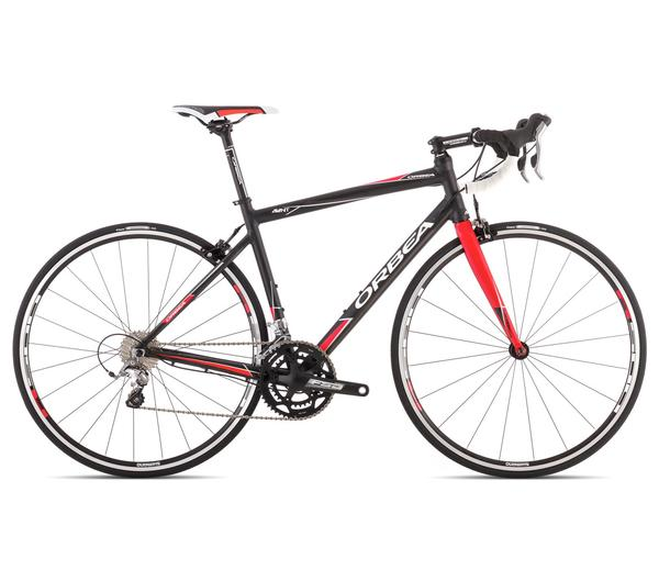 Orbea Avant H40 Color: Black/Red