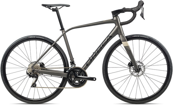 Orbea Avant H30-D Color: Speed Silver