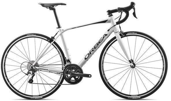 Orbea Avant H40 Color: White/Black/Blue