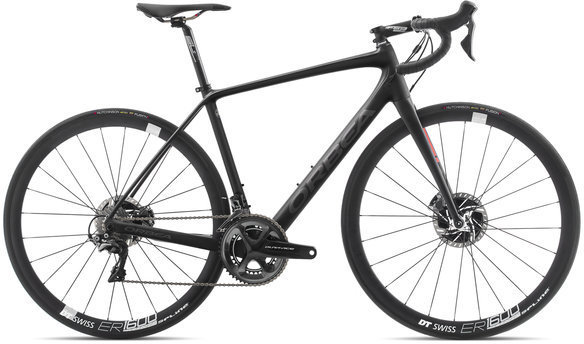 Orbea Avant M10Team-D Color: Black/Anthracite/Red