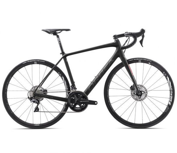 Orbea Avant M20Team-D Color: Black/Anthracite/Red