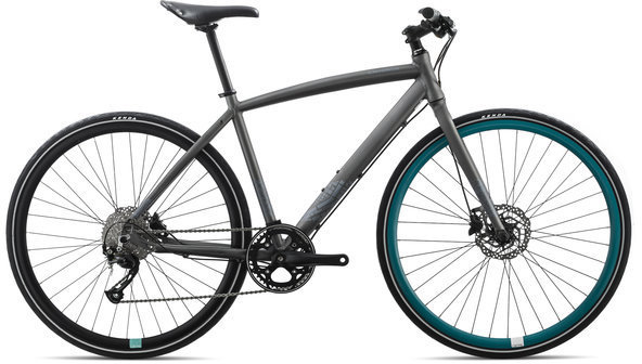 Orbea Carpe 20 Color: Anthracite