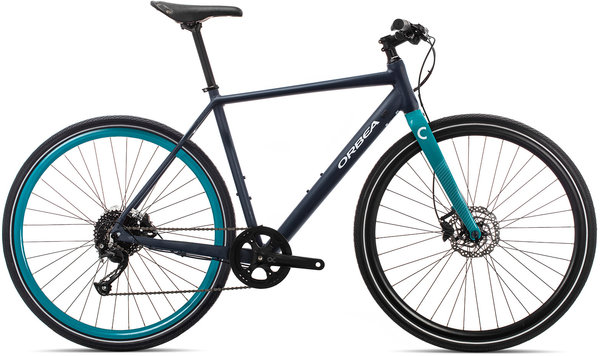 Orbea Carpe 20 Color: Blue/Turquoise
